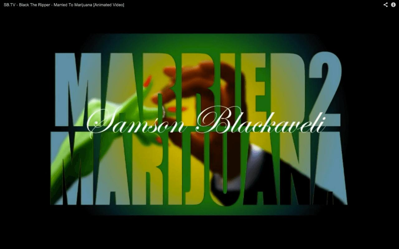married to marijuana film free
